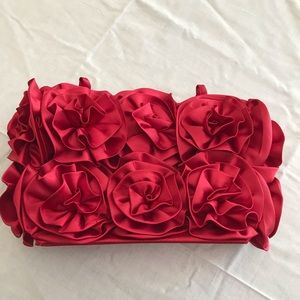 Handbags - Silk clutch purse